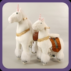 valge poni