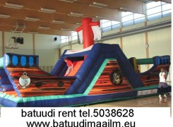 Batuut piraadilaev rent. tel.5038628